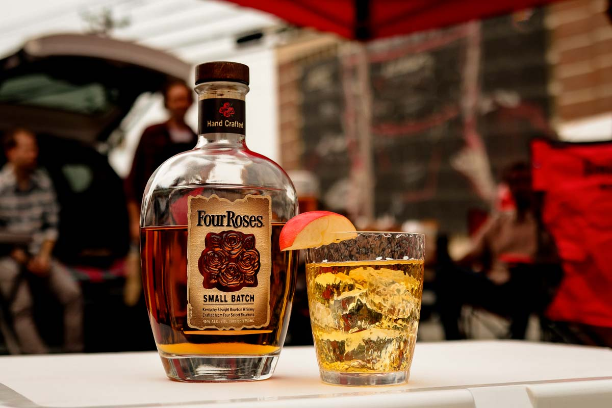 Four Roses Bourbon: Small Batch