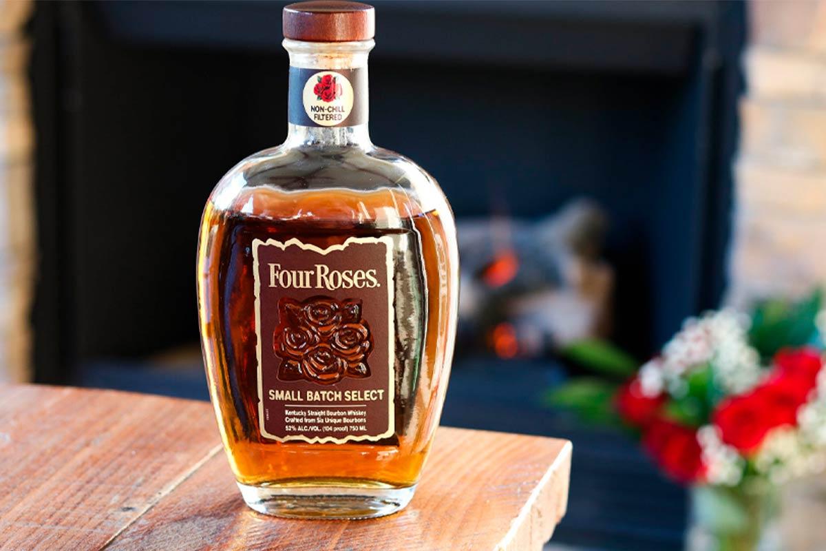 Four Roses Bourbon: Small Batch Select