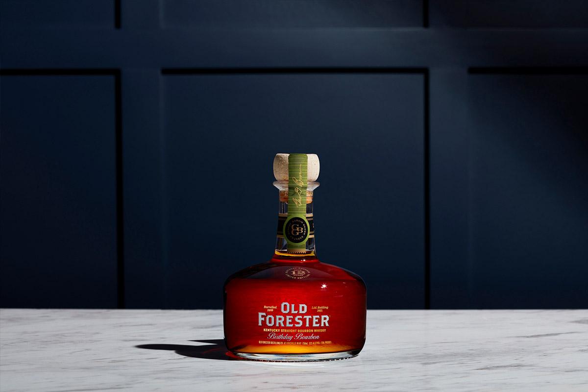 Old Forester Bourbon: Birthday Bourbon