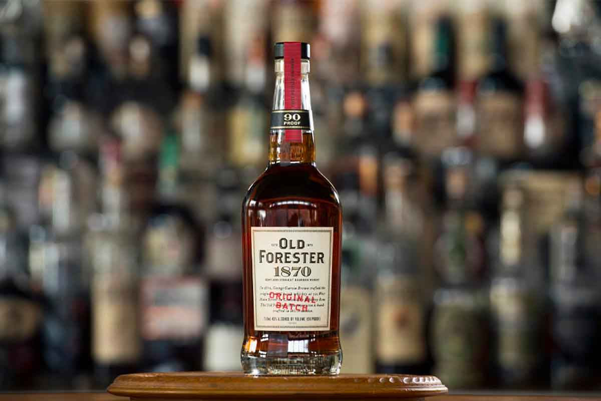 Old Forester Whiskey Row: Old Forester 1870 Original Batch