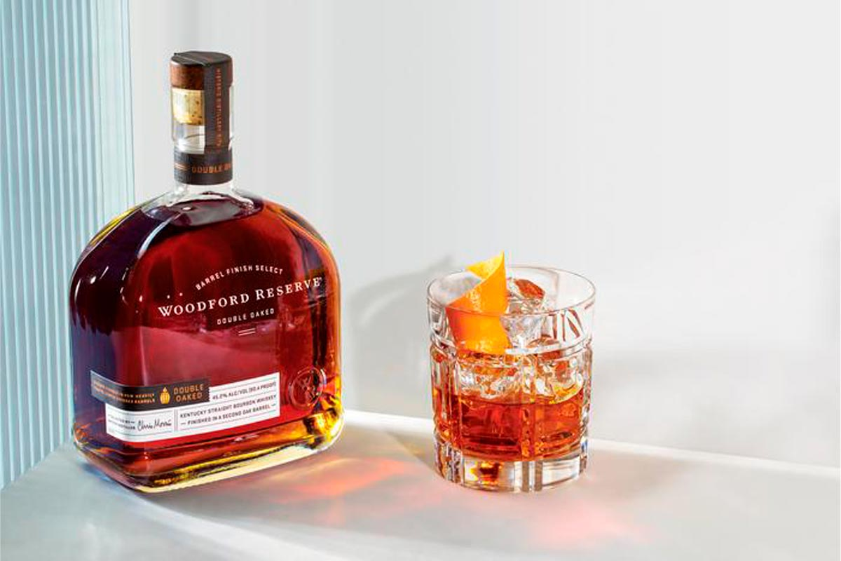 Woodford Reserve Bourbon: Woodford Reserve Double Oaked