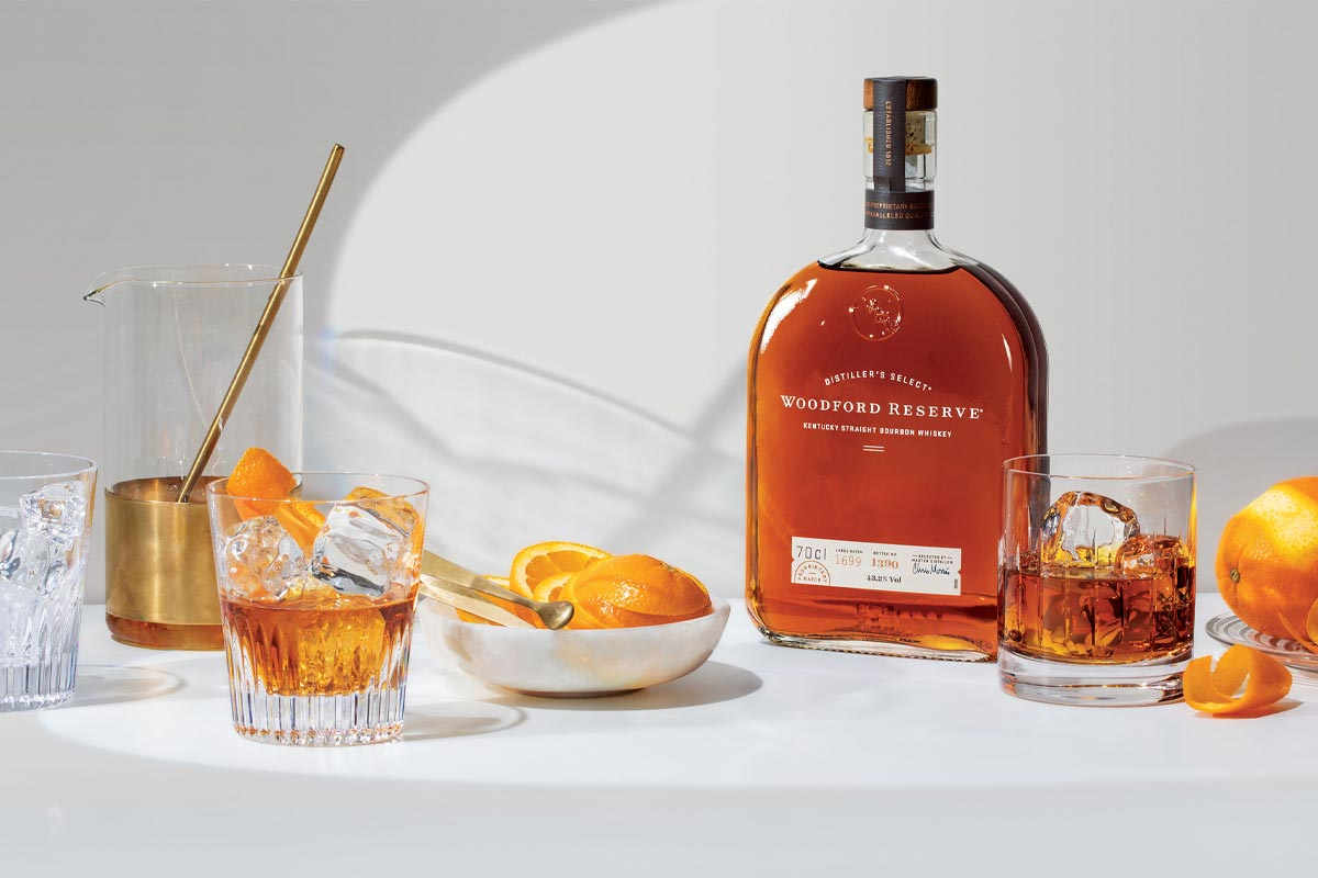 Woodford Reserve Bourbon: Woodford Reserve Bourbon