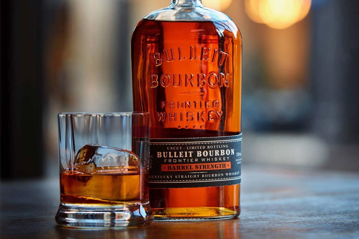 Bulleit Bourbon: Bulleit Barrel Strength Bourbon