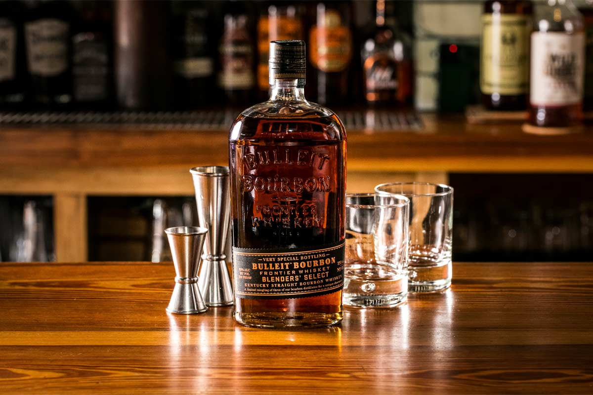 Bulleit Bourbon: Bulleit Blenders' Select Bourbon