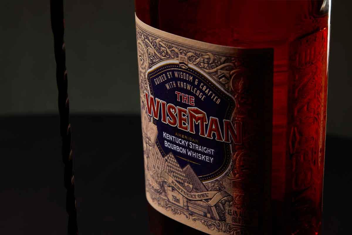 Hudson Whiskey Four Part Harmony: The Wiseman Bourbon