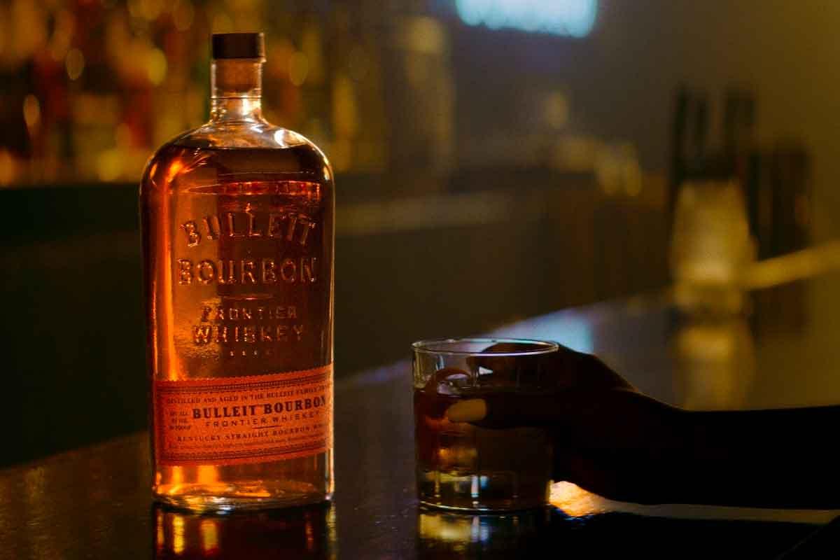 Hudson Whiskey Four Part Harmony: Bulleit Bourbon