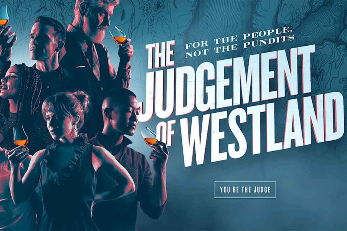 Hudson Whiskey Four Part Harmony: The Judgement of Westland