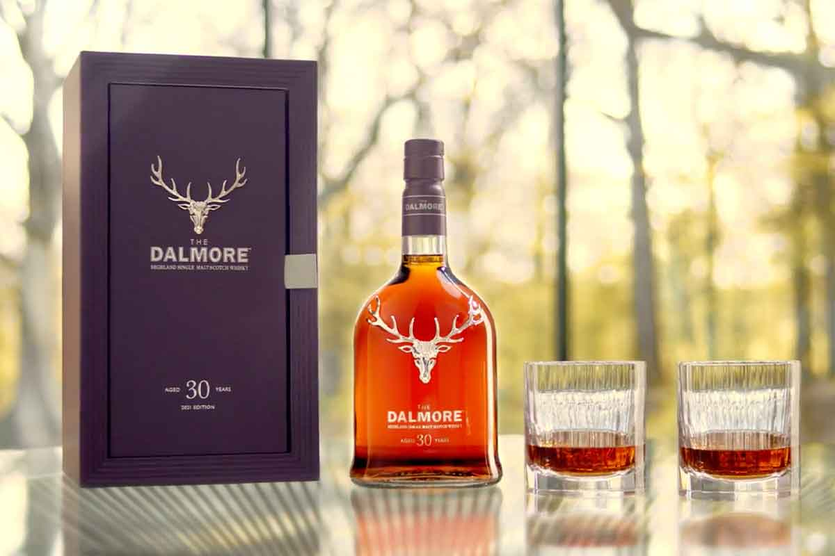 Hudson Whiskey Four Part Harmony: The Dalmore 30 Year 2021 Edition