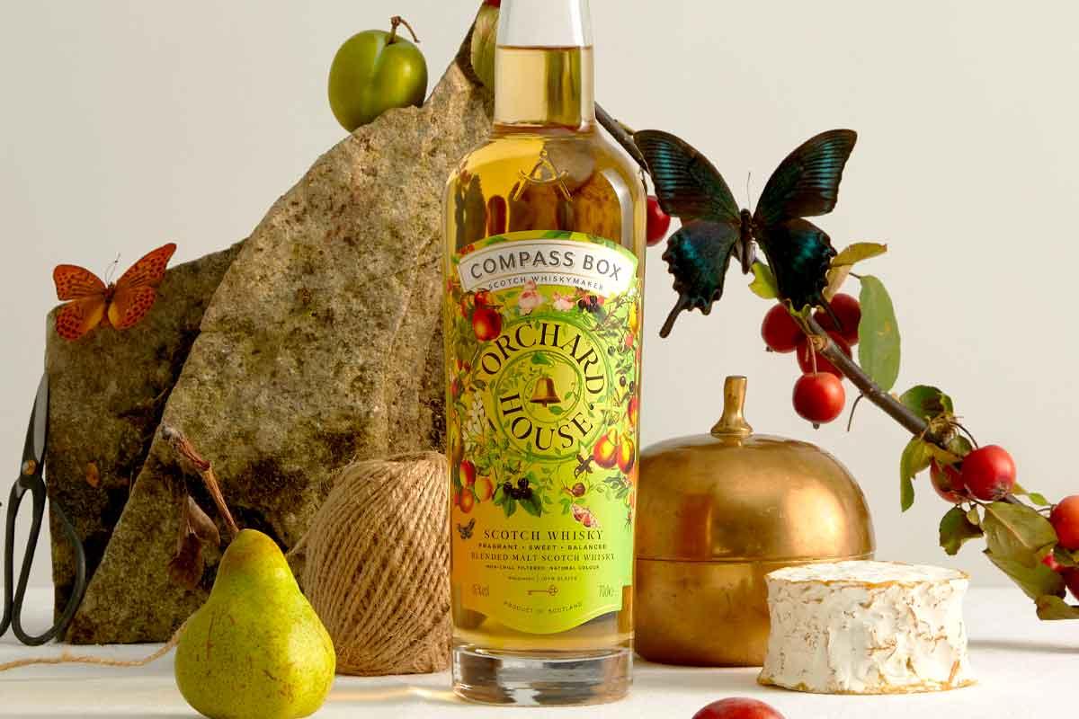 Hudson Whiskey Four Part Harmony: Orchard House