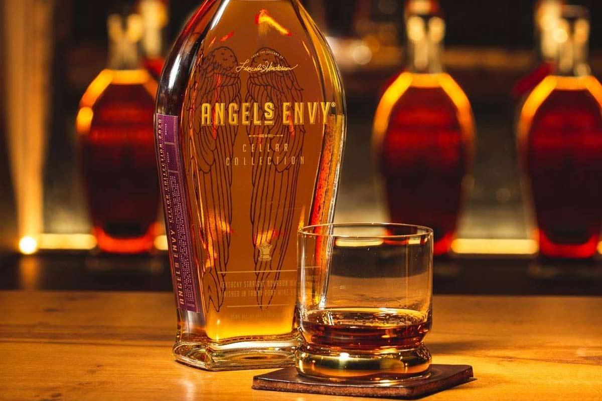 Angel's Envy Bourbon Cellar Collection