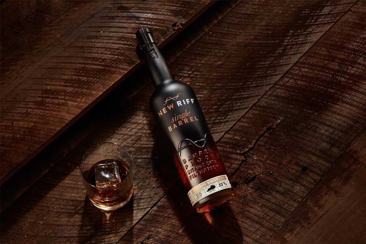 New Riff Bourbon: New Riff Single Barrel Barrel Proof
