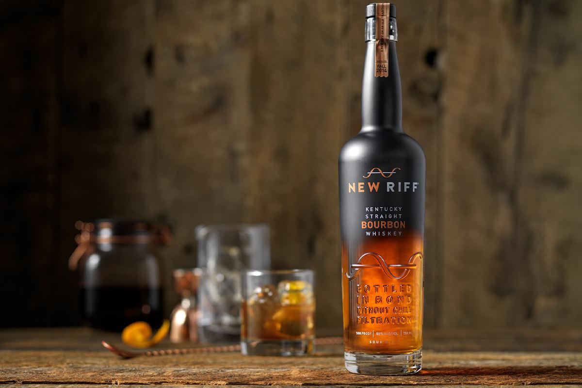 New Riff Bourbon: New Riff Kentucky Straight Bourbon Bottled in Bond