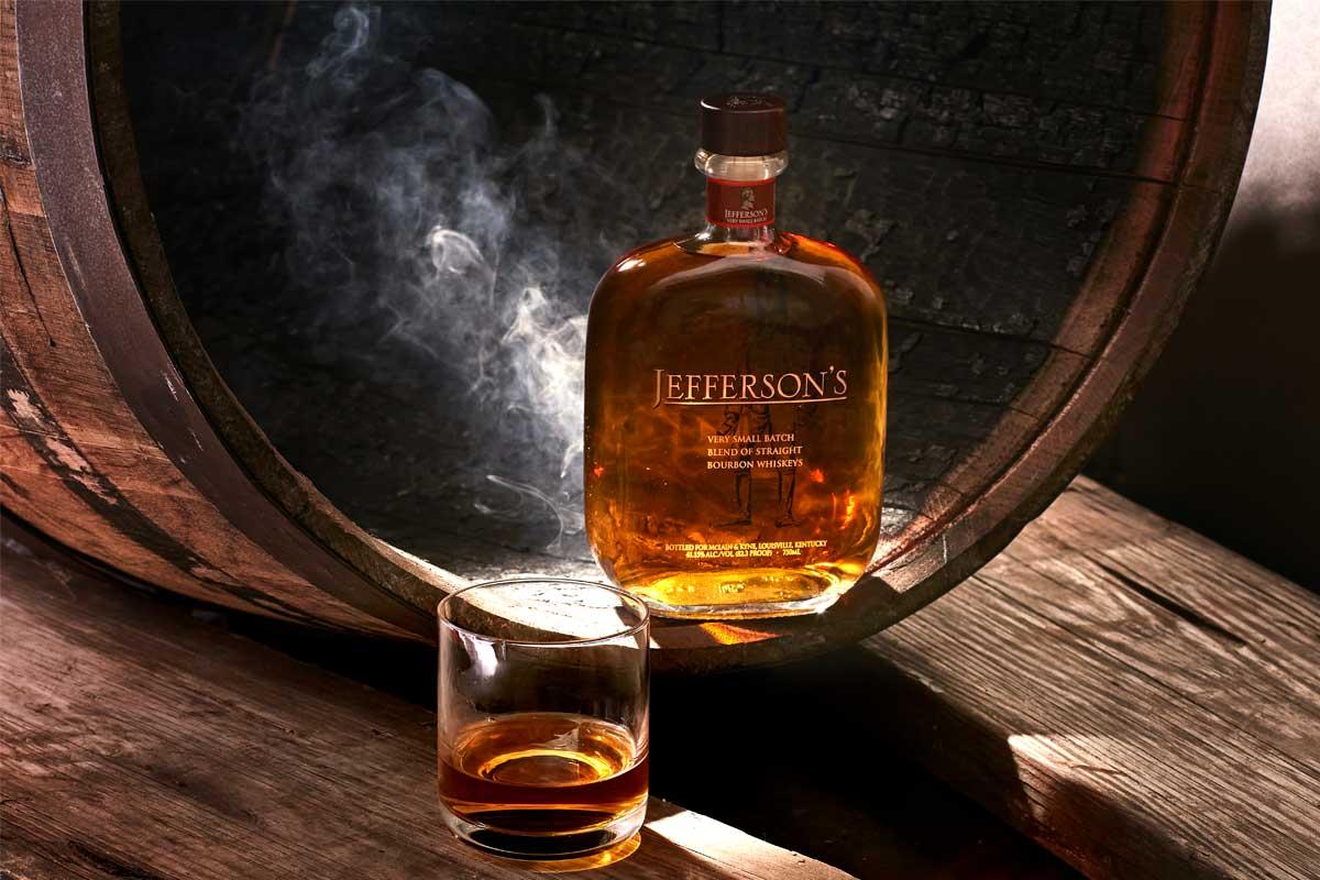 Jefferson's Bourbon: Jefferson's Very Small Batch Bourbon