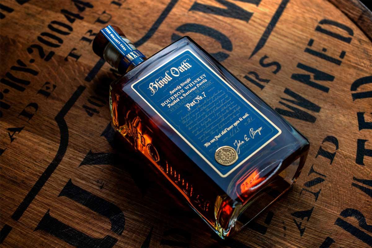 Luxco Bourbon Brands: Blood Oath Bourbon