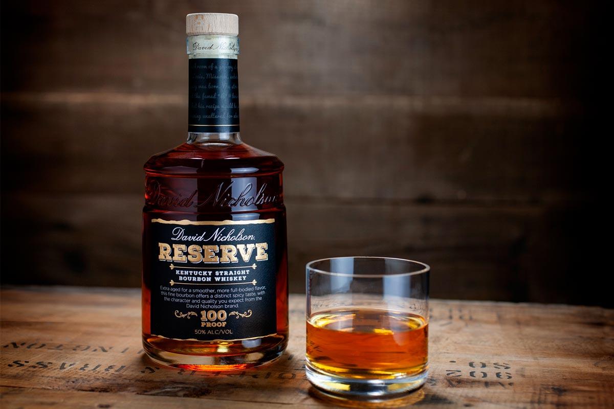 Luxco Bourbon Brands: David Nicholson Reserve