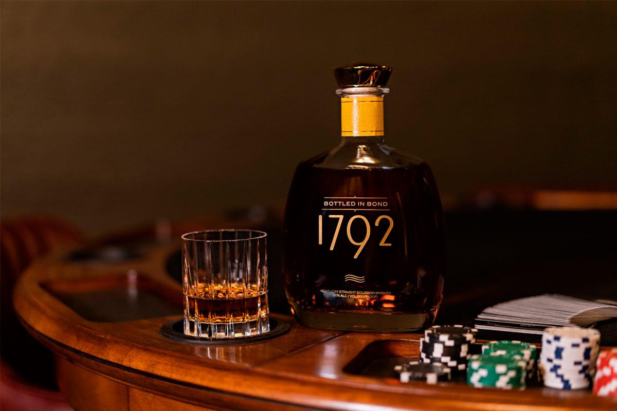 1792 Bourbon: 1792 Bottled in Bond Bourbon