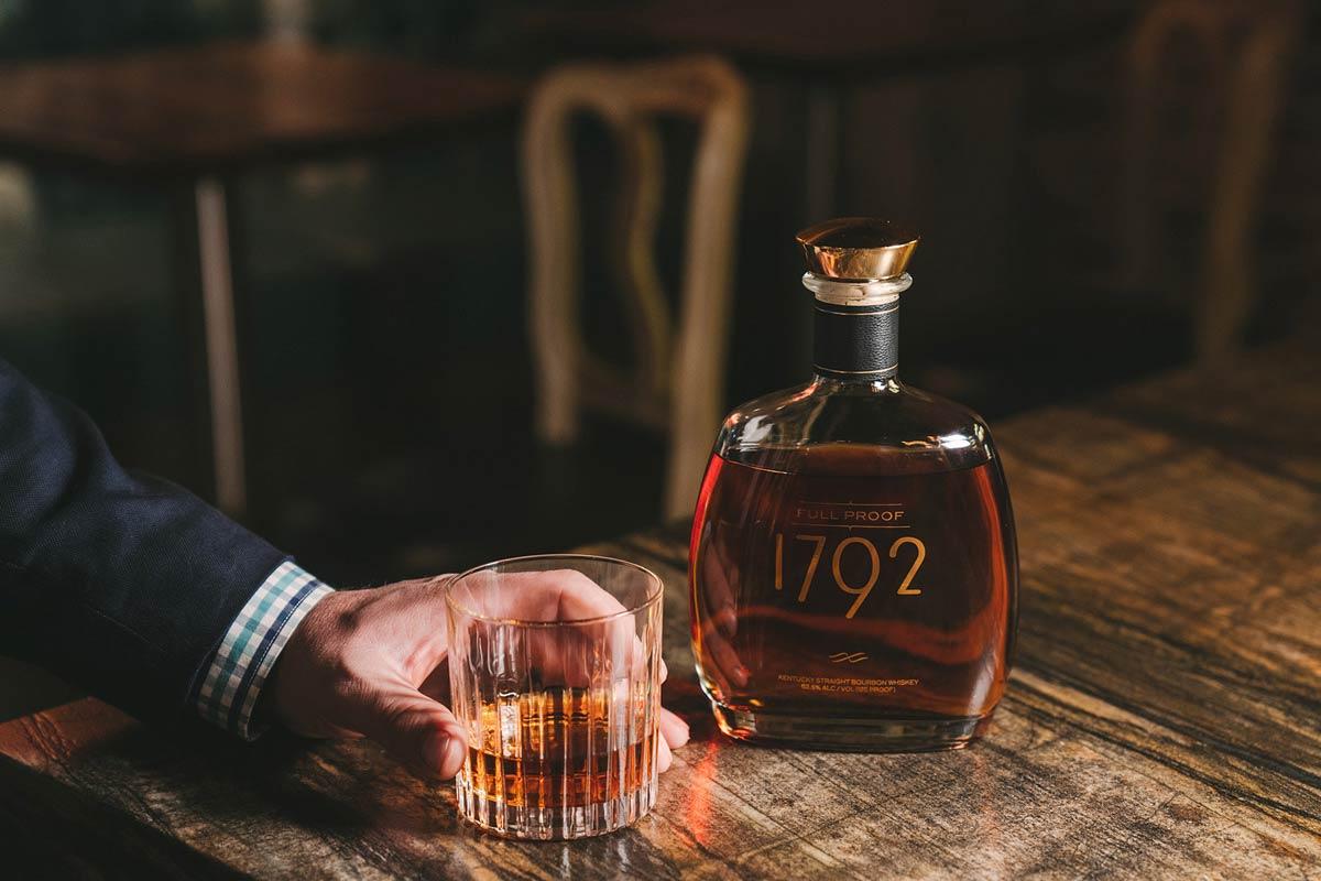 1792 Bourbon: 1792 Full Proof Bourbon