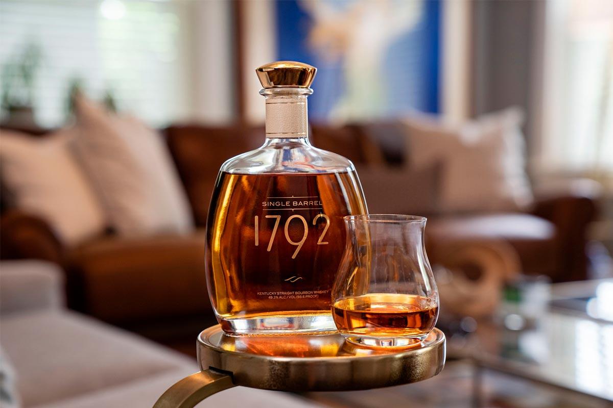 1792 Bourbon: 1792 Single Barrel Bourbon