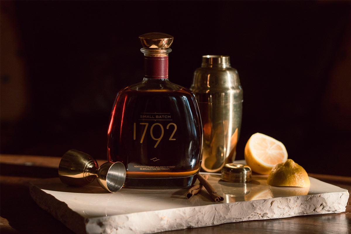 1792 Bourbon: 1792 Small Batch Bourbon
