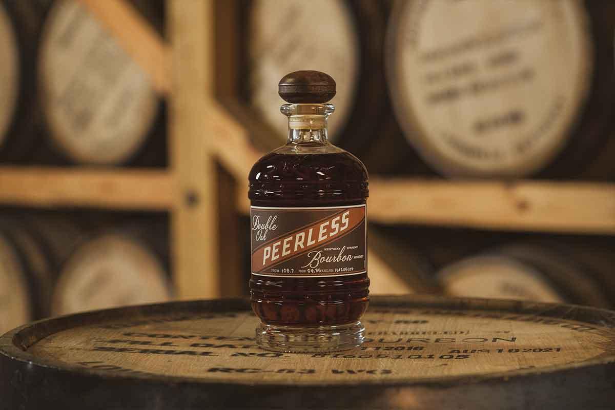 Highland Park Viking Heart 15 Year: Peerless Double Oak Bourbon