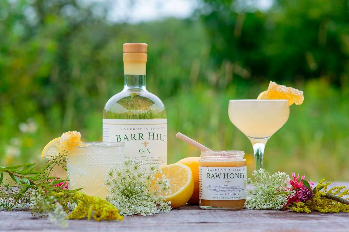 Highland Park Viking Heart: Barr Hill Gin