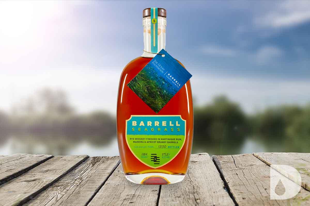 Highland Park Viking Heart: Barrell Seagrass