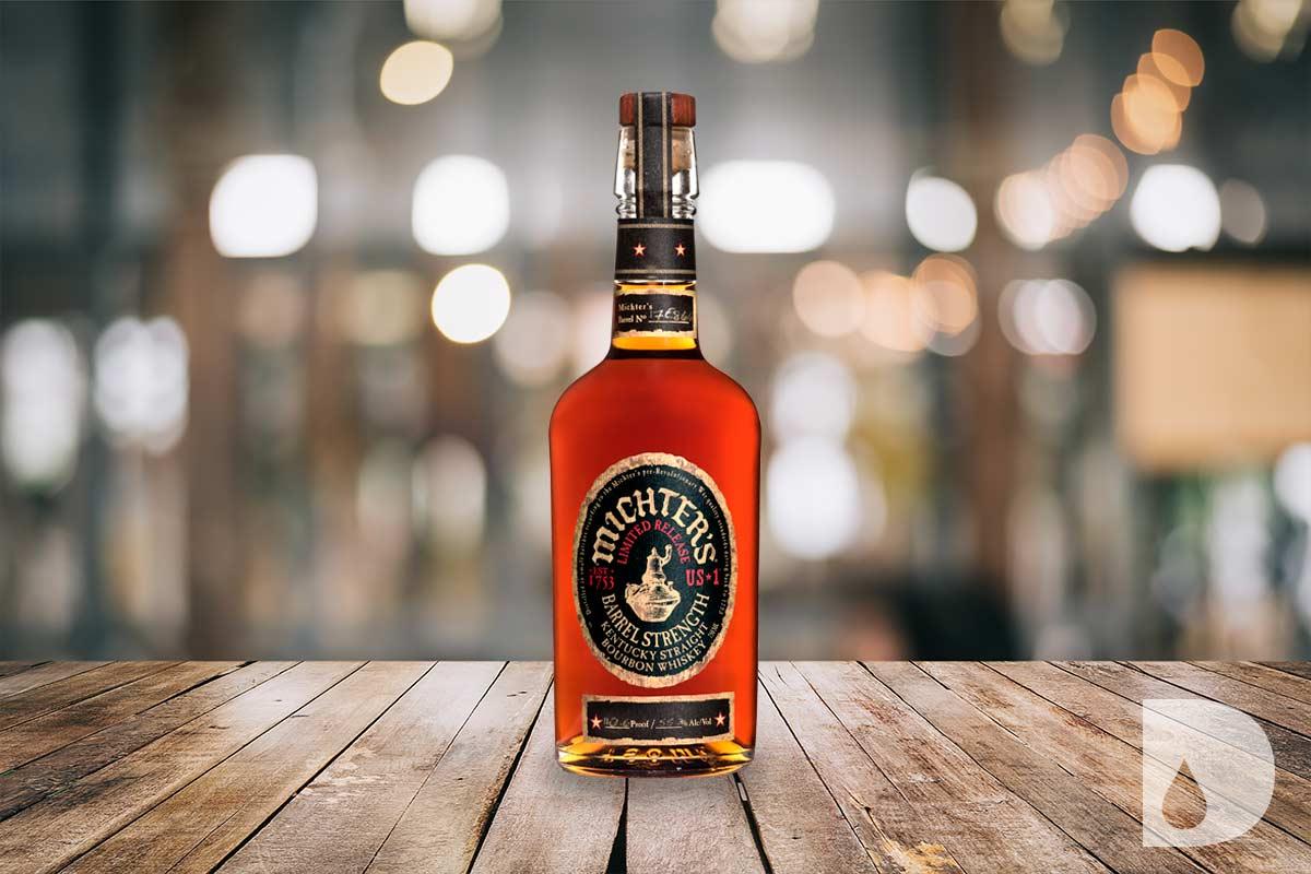 Michter's Bourbon: Michter's US*1 Barrel Strength Bourbon