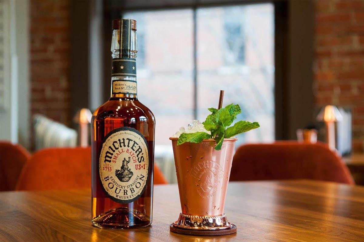 Michter's Bourbon: Michter's US*1 Small Batch Bourbon