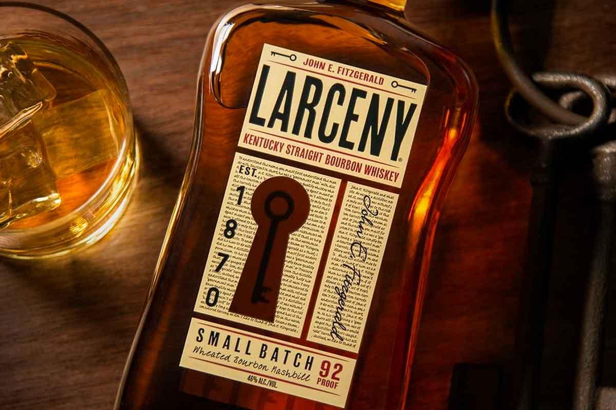 Heaven Hill Bourbon: Larceny Small Batch Bourbon
