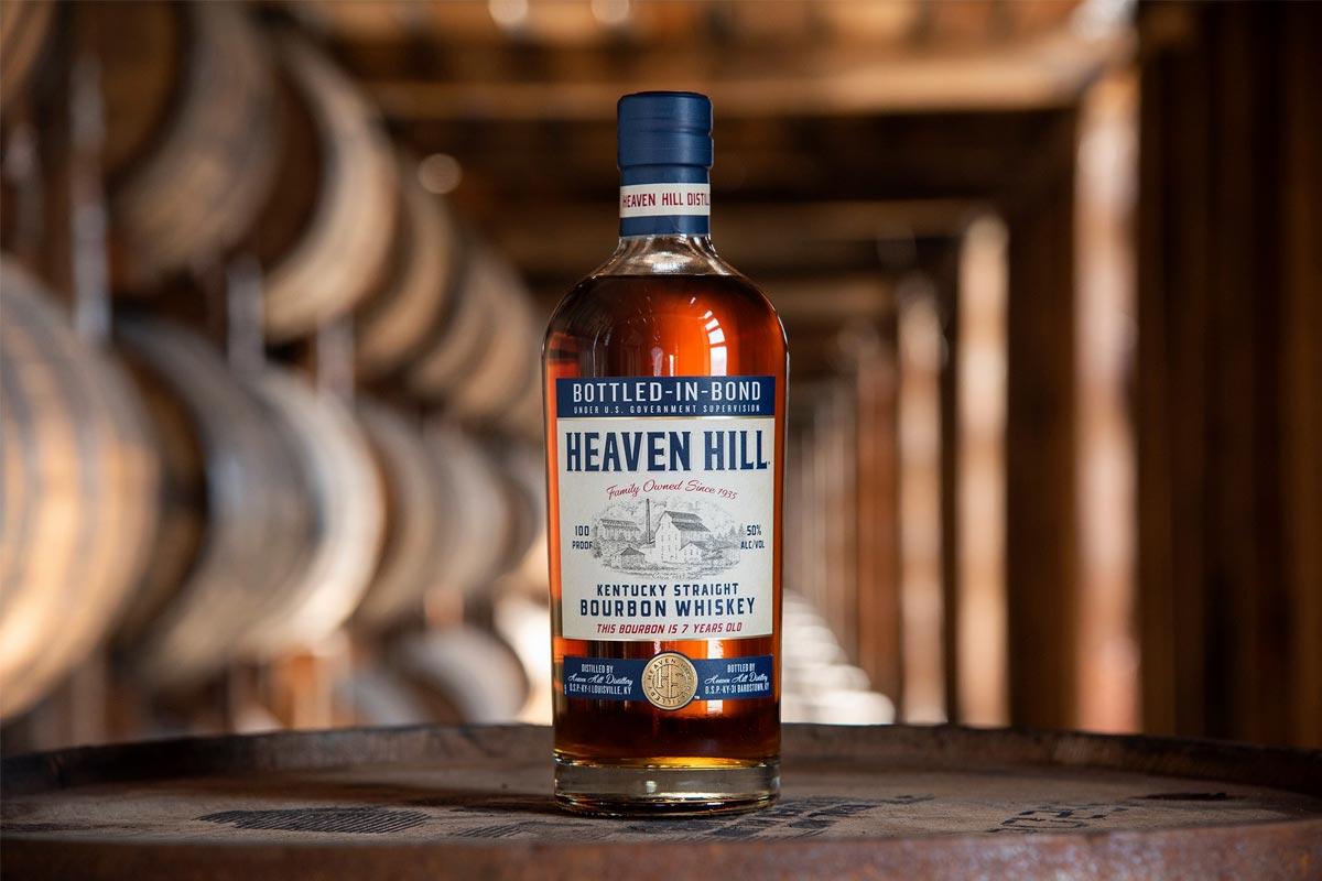 Heaven Hill Bonded Bourbon: Heaven Hill Bottled in Bond 7 Year