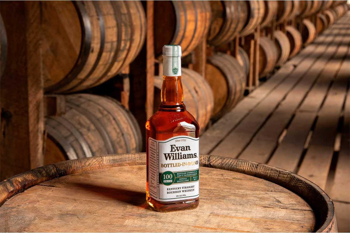 Heaven Hill Bonded Bourbon: Evan Williams Bottled in Bond