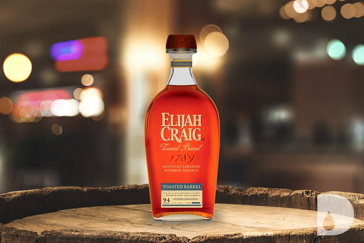 Elijah Craig Bourbon: Elijah Craig Toasted Barrel Bourbon