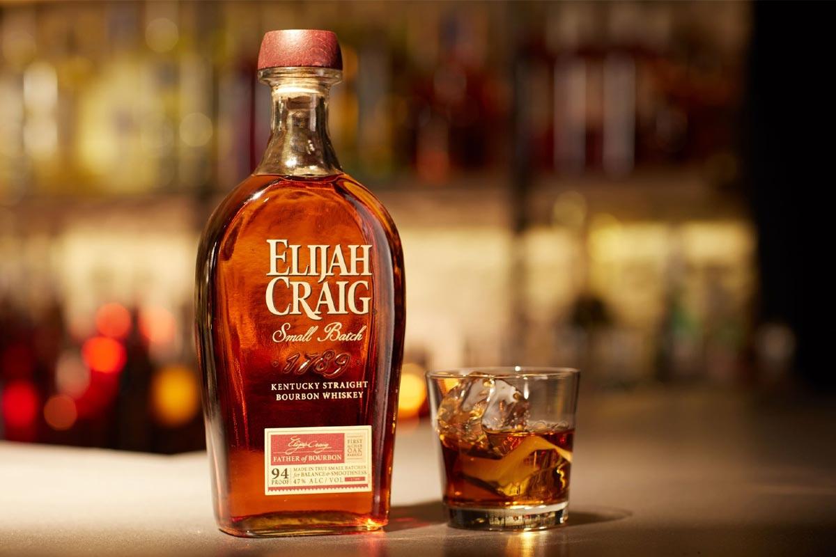Elijah Craig Bourbon: Elijah Craig Small Batch Bourbon