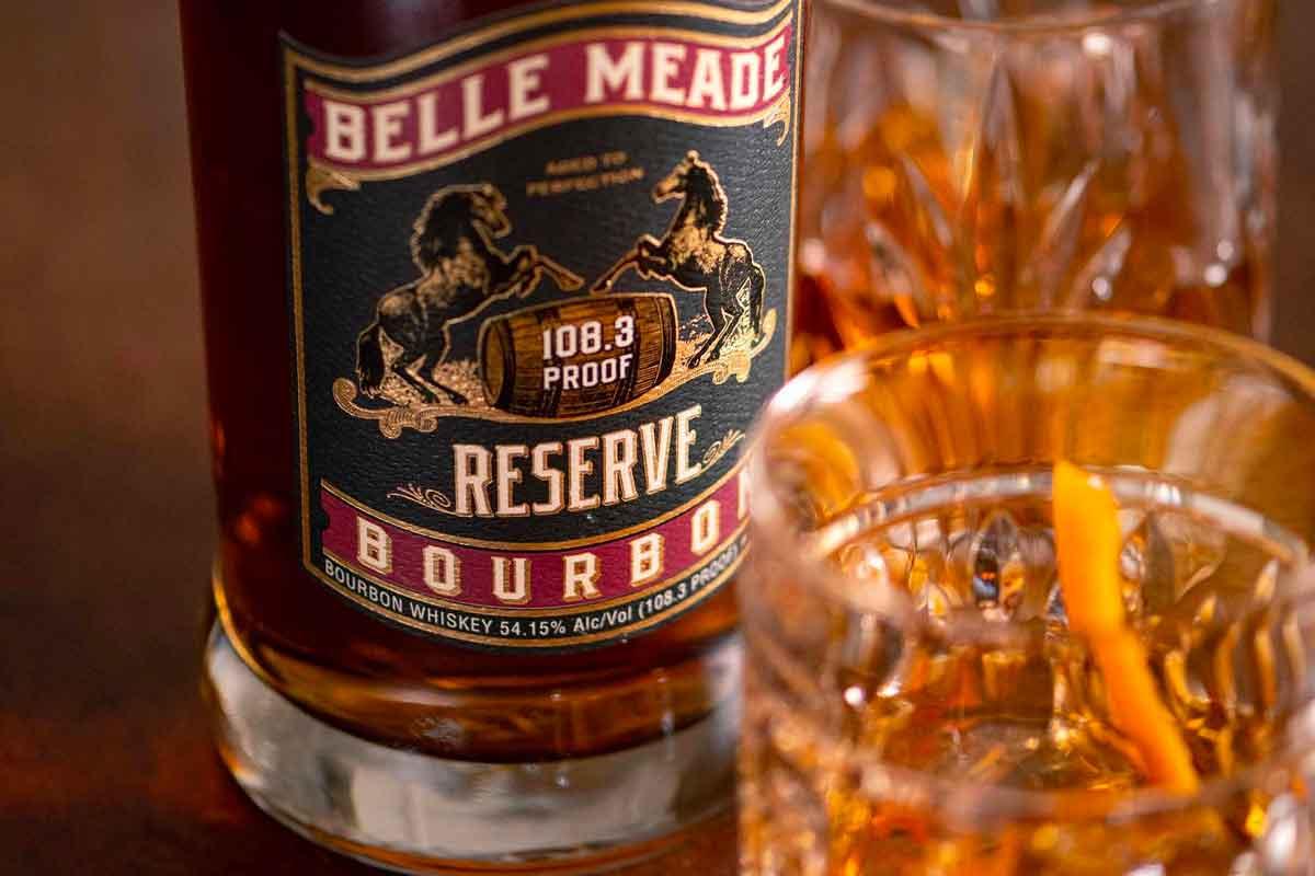 Belle Meade Bourbon: Belle Meade Reserve Bourbon