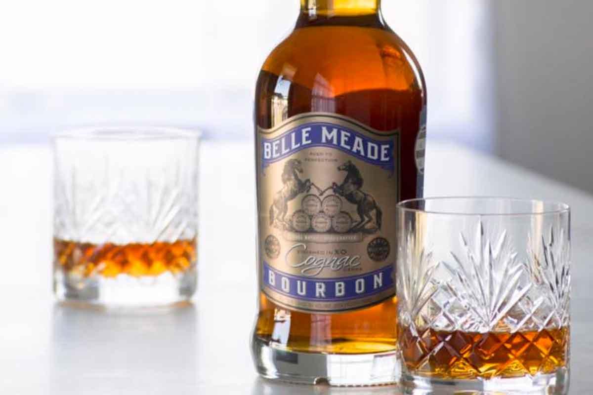 Belle Meade Bourbon: Belle Meade Cognac Cask Finish