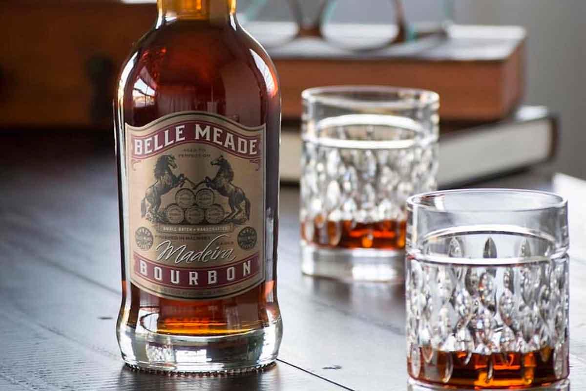 Belle Meade Bourbon: Belle Meade Madeira Cask Finish