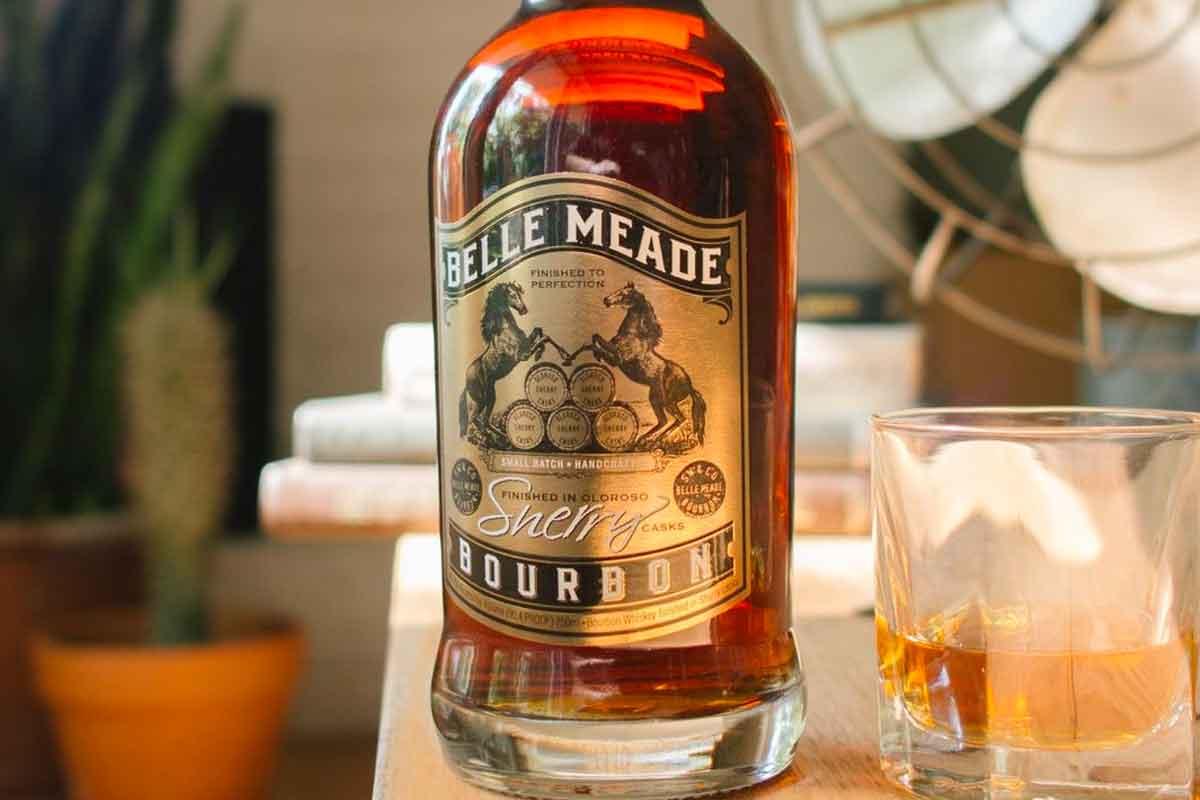 Belle Meade Bourbon: Belle Meade Sherry Cask Finish