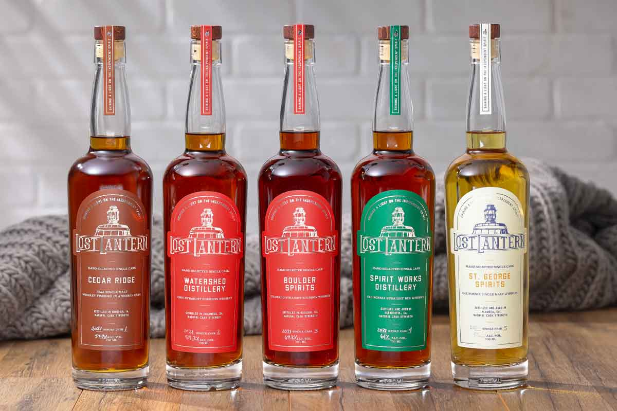 2021 Antique Collection: Fall 2021 Single Cask Collection