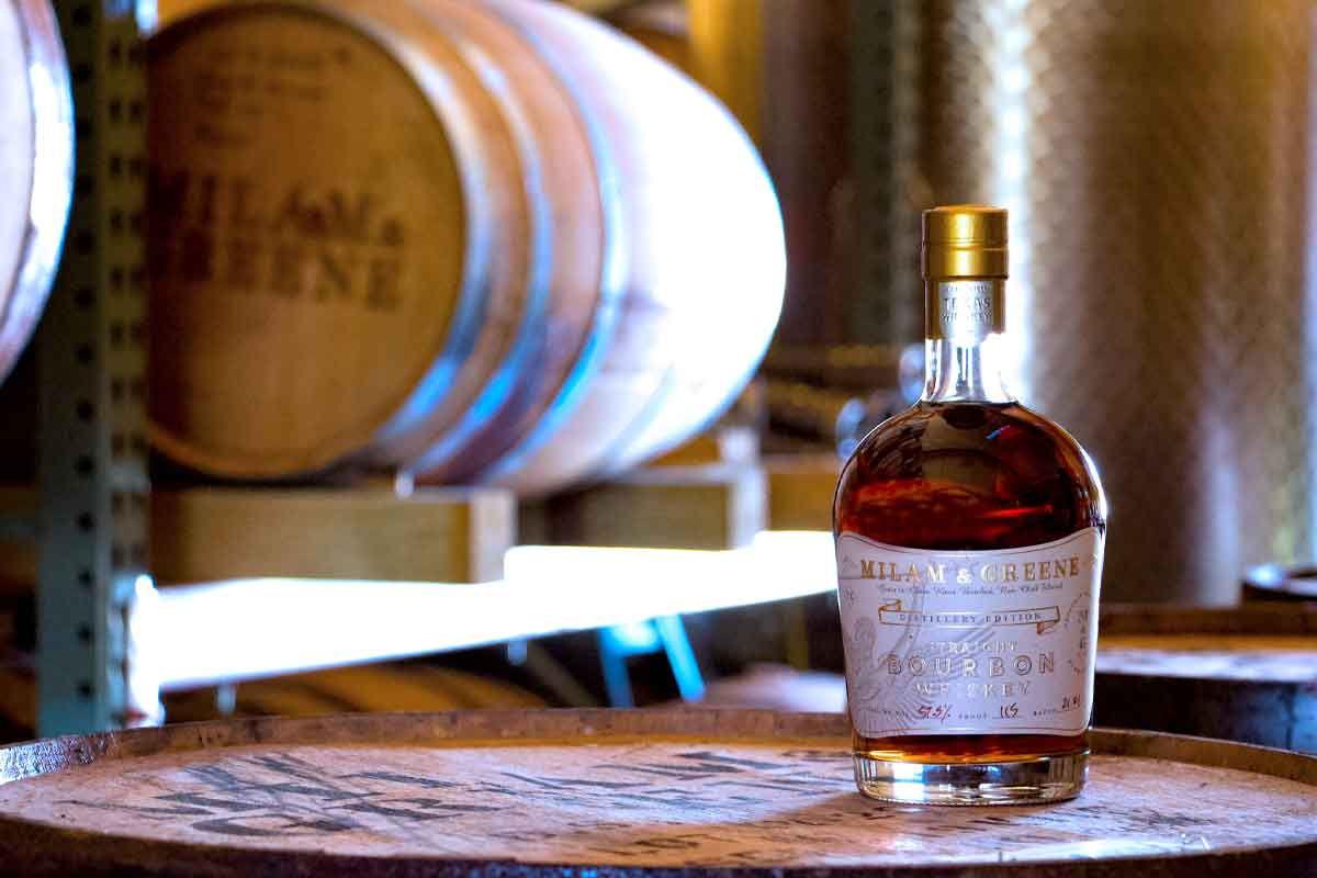 2021 Antique Collection: Milam & Greene Distillery Edition Straight Bourbon Batch #2