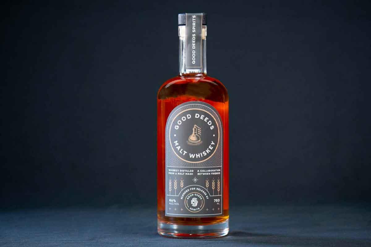 2021 Antique Collection: Good Deeds Malt Whiskey
