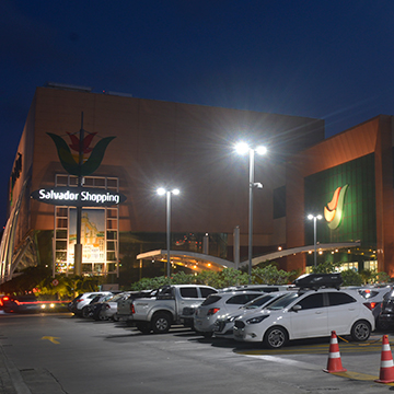 Retrofit Salvador Shopping Mall