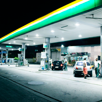Braga Gas Station