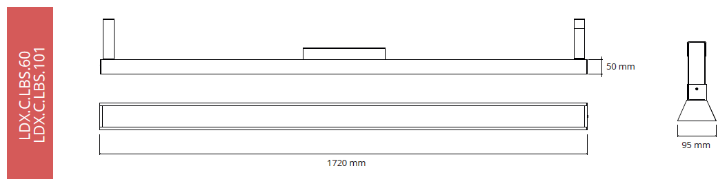 Low Bay (Mounting) 101W