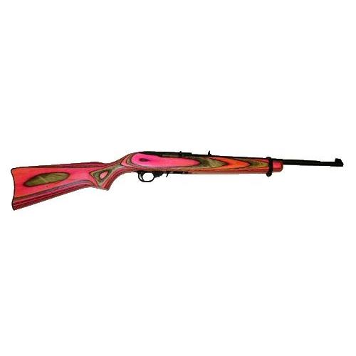 Ruger 10/22 Carbine Pink/Black Lam 1222 .222 Rem. For Sale