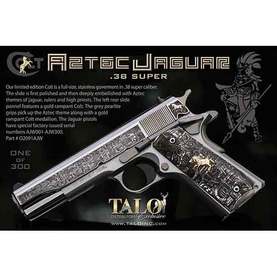 TALO AZTEC JAGUAR 38SUP SS