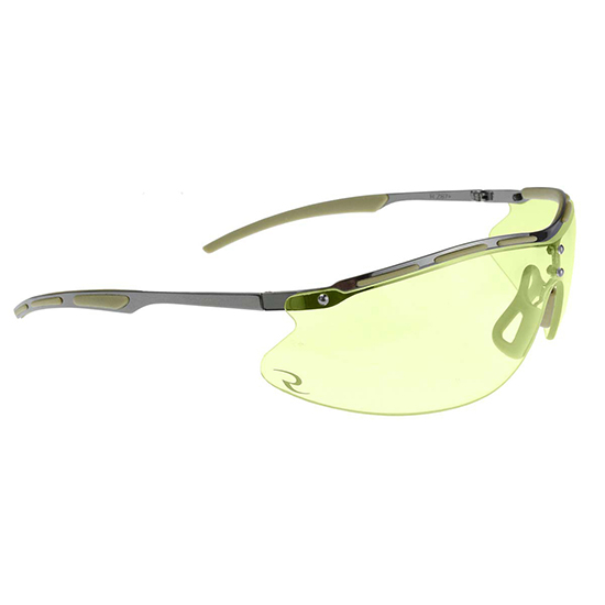 54bf366d81b RADIANS CSB101-BX TACTICAL SAFETY GLASSES AMBER