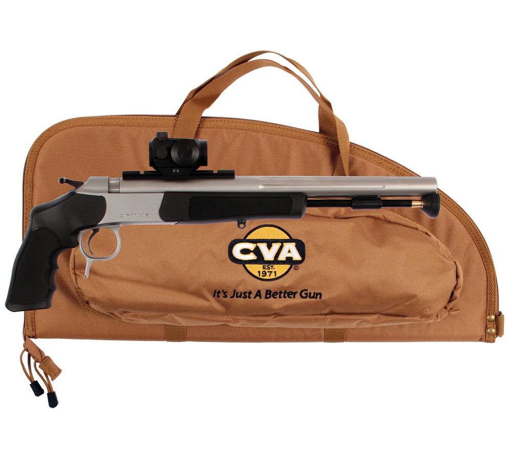Item:14939491 PP221SSC CVA Optima V2 Pistol Ss/Black