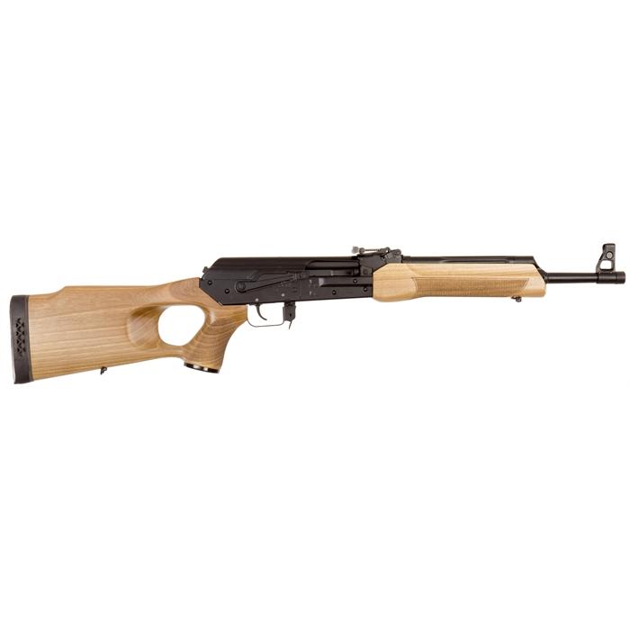 Molot VPR 65G 01 VEPR 65 Grendel Semi Automatic 165 10 1 Walnut Thumbhole Stk Black