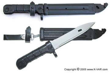 Picture of ((10)) Bayonet Mil-Surp Good TO Excellent Condition ((10)) Ak47/74