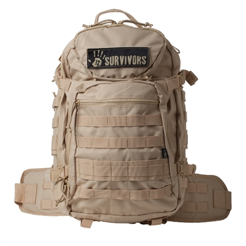 Picture of 12 Survivors Tactical Backpack Tan
